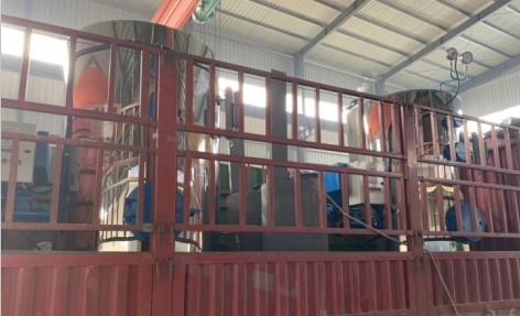 两台燃气蒸汽发生器厂家发货案例