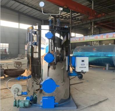 环保燃气蒸汽发生器发货案例