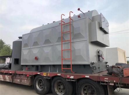 CDZH卧式生物质热水锅炉