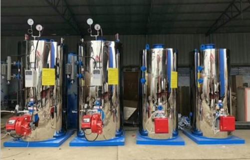 立式1吨燃气蒸汽发生器