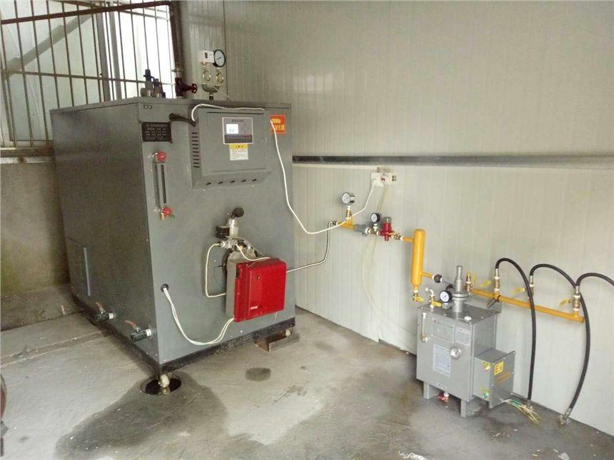 燃气蒸汽发生器相比较普通蒸汽锅炉有什么优势