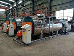 燃气蒸汽锅炉的工作原理是怎样的?