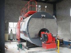蒸发量4吨燃气蒸汽锅炉生产厂家