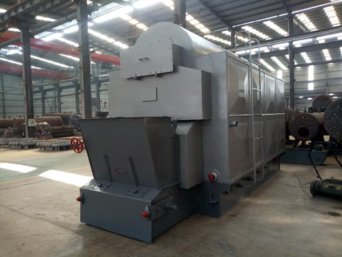 DZL快装生物质蒸汽锅炉