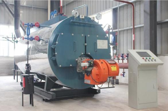 CWNS全自动卧式燃气热水锅
