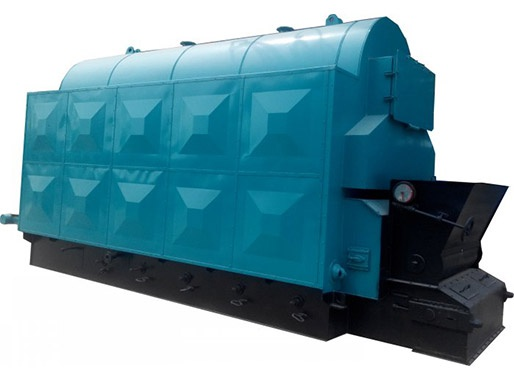 CDZL自动链条炉排生物质热